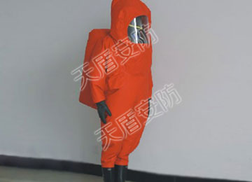 Chemical Protective Clothing for Heavy Duty
