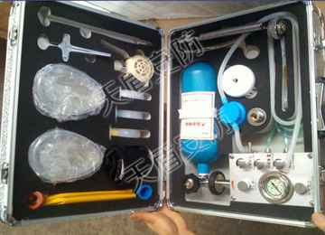 Portable Automatic Resuscitator Machine