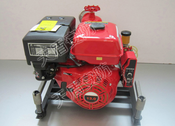 13HP Portable Fire Pump