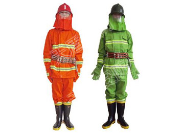 97-type Fire fighting suit